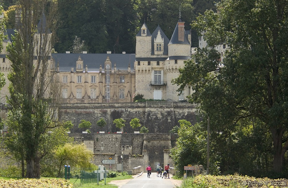 Sleeping Beauty's Castle (Ussé) (David's France Gallery)